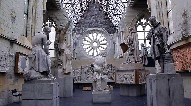 Galería David d'Angers.