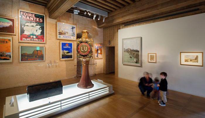 Museo de Historia de Nantes © Martin Argyroglo/LVAN