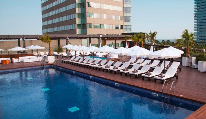Hotel Hilton Diagonal Mar