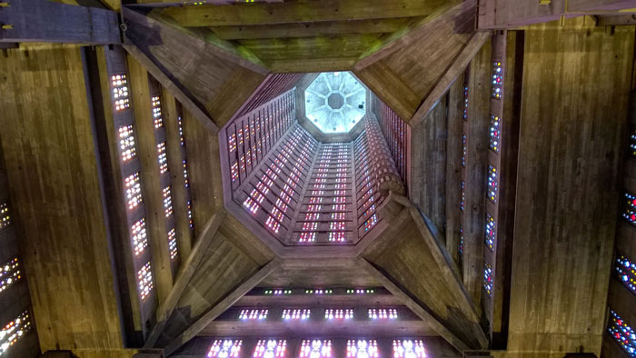 Torre linterna de la iglesia de Saint Joseph