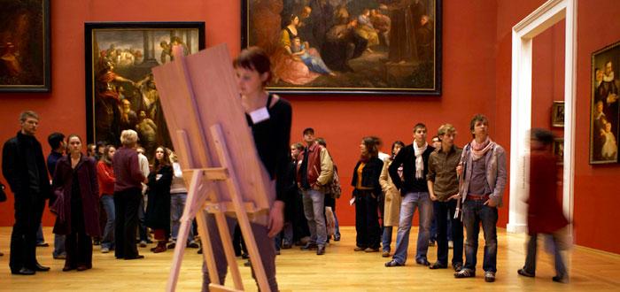 Palacio de Bellas Artes de Lille © Palais des Beaux-Arts / Jérémy Boussemart.