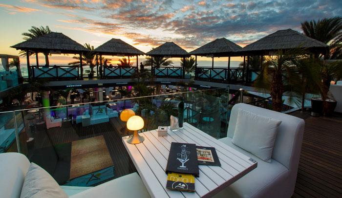 Papagayo Beach Club, en Costa Adeje.