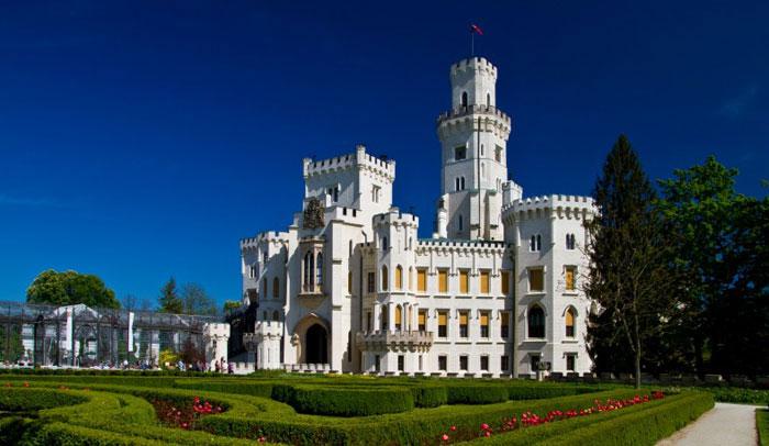 Palacio de Hluboka @CzechTourism