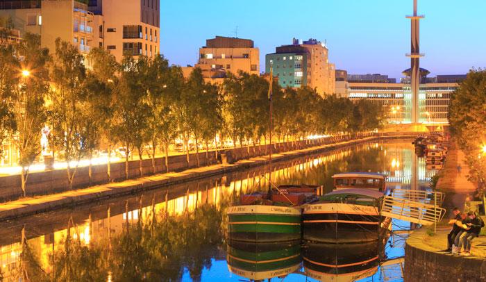 Quai Prévalaye ® Destination Rennes.