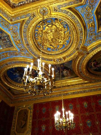 Interior Palacio del Parlamento de Bretaña