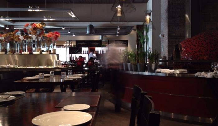 Restaurante Panchita. Licencia Creative Commons. Foto Jersarquit.