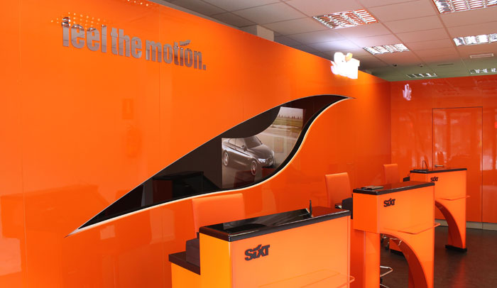 Oficina de Sixt en Tarragona