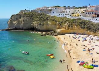 imagen Tres días en el Algarve…