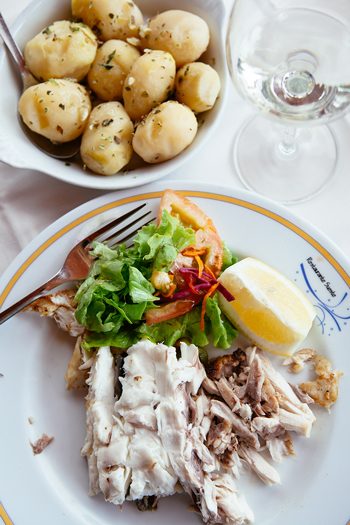 Restaurante Sueste © Flaminia Pelazzi