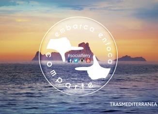 imagen Experiencia #socialferry con Trasmediterranea
