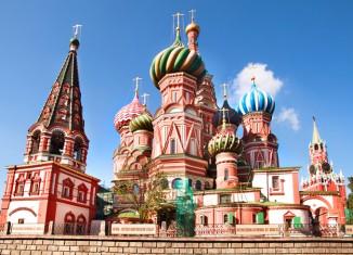 imagen Moscú y San Petersburgo, dos…