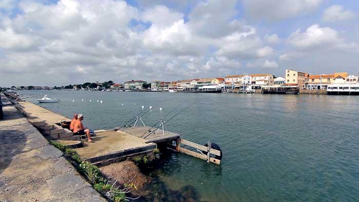 Pueblo pesquero de Grau d'Agde