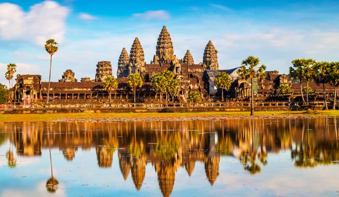Templo de Angkor Wat, Tailandia