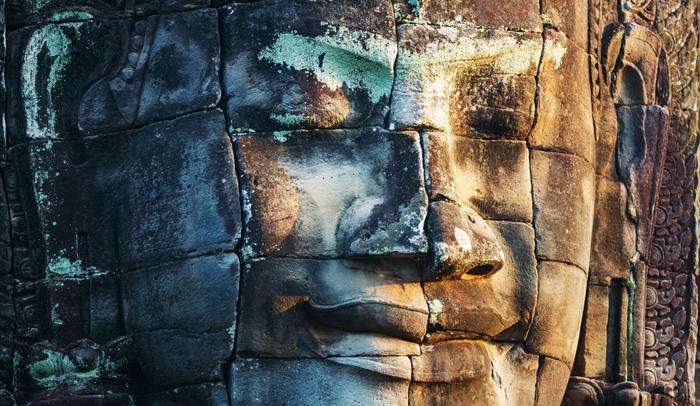 Templo de Bayón, Camboya
