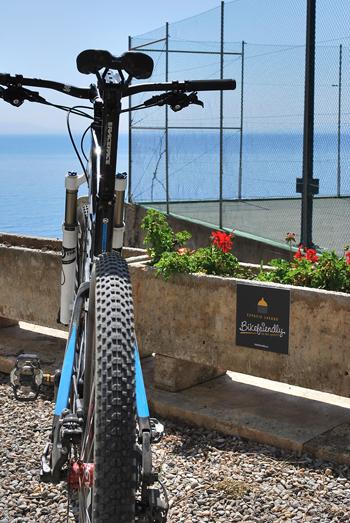 Almadrava Park Hotel, establecimiento Bikefriendly
