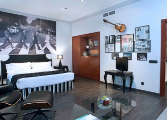 Suite Beatles Avenida Palace de Barcelona