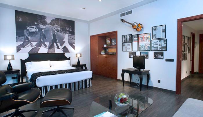 Suite Beatles Avenida Palace de Barcelona