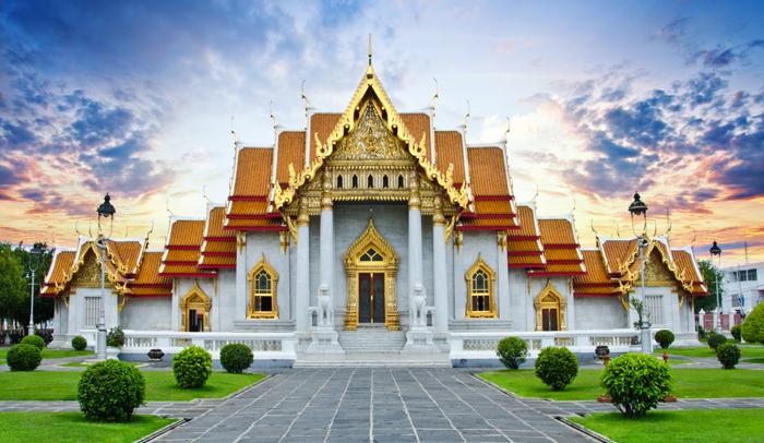Templo de Wat Benchamabophit