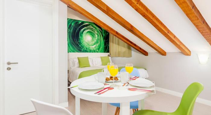 Apartamentos Logis Blume Cruz