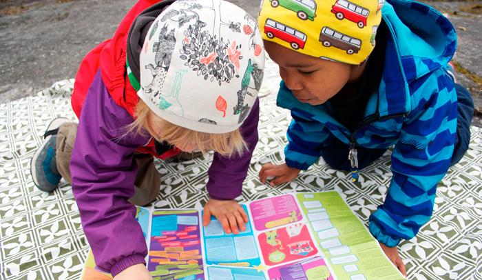 Guía Helsinki para niños