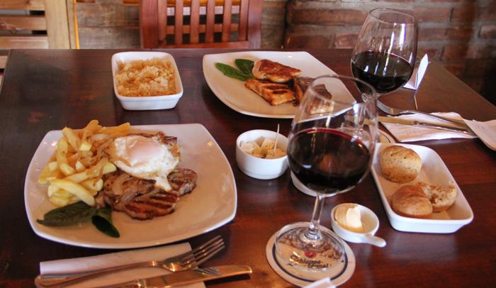 Gastronomía Valle Colchagua