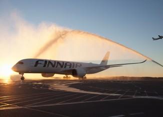 imagen A350 XWB de Finnair, una…