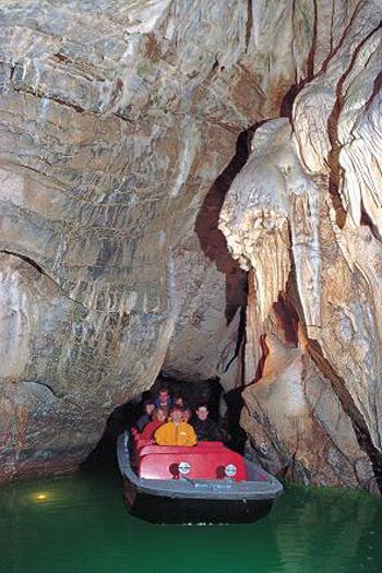 Cuevas de Punkva
