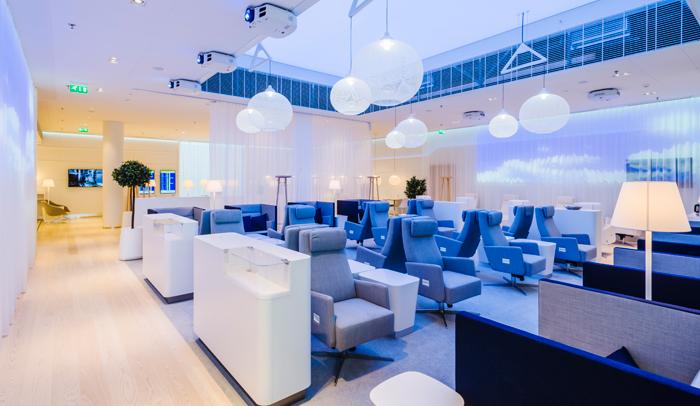 Premium Lounge Aeropuerto Helsinki Vantaa © Okko Oinonen