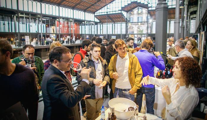 Cata de los vinos de la D.O. Empordà en El Born Centre Cultural de Barcelona