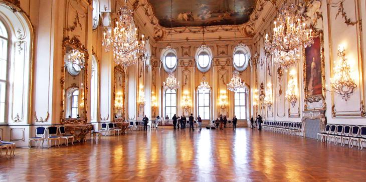 Palacio arzobispal Kroměříž