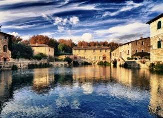 imagen Bagno Vignoni, la Toscana entre…