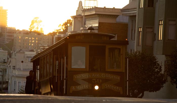 Tranvía San Francisco