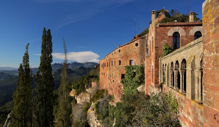 Castillo de Escornalbou