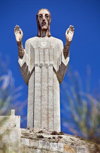 Cristo del Otero © Ayuntamiento de Palencia