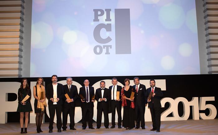 Ganadores PICOT 2015 Miguel Ángel Muñoz Romero