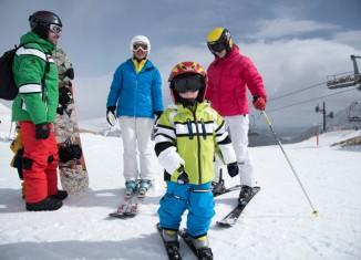 imagen Las cinco estaciones de esquí…