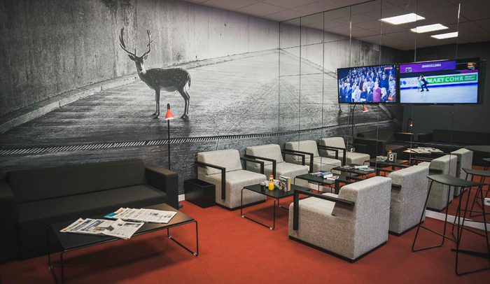 Avis Preferred Lounge de Barcelona