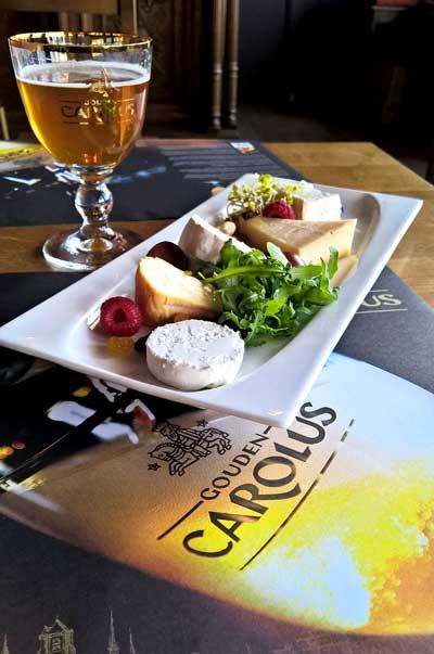 La Gouden Carolus es la cerveza más conocida de Malinas