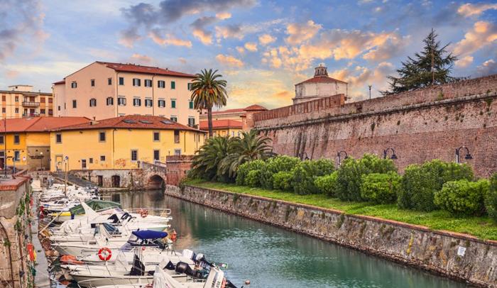 Barrio histórico de La Venezia