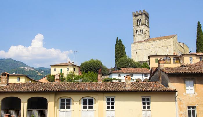 Duomo en Barga