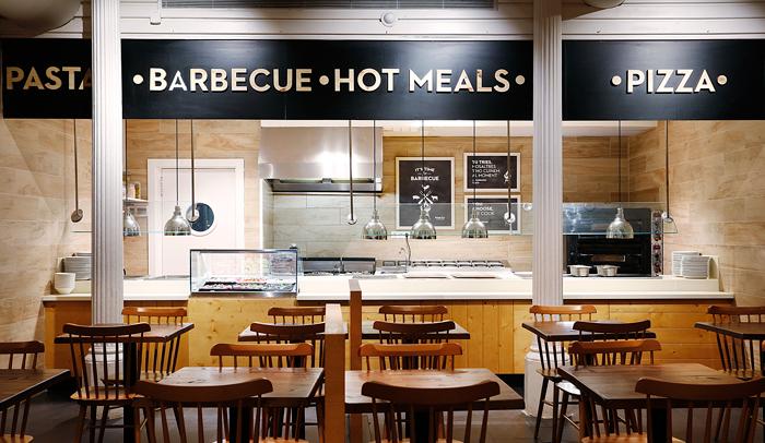El grupo Eat Out es propietario de los restaurantes FrescCo