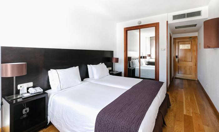 Habitación Rafael Hoteles Atocha