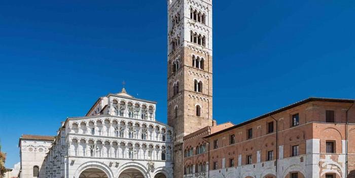 Duomo de San Martín en Lucca