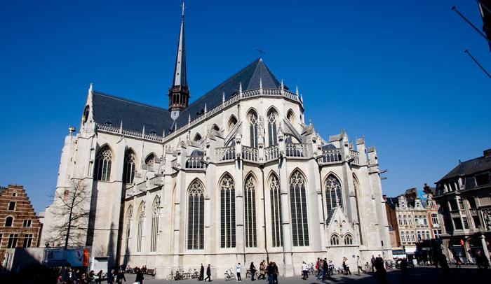Iglesia de San Pedro © Toerisme Leuven