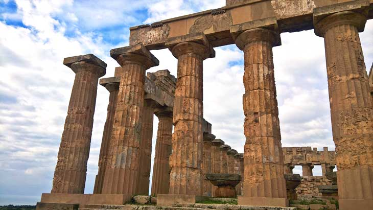 Parque Arqueólogico de Selinunte