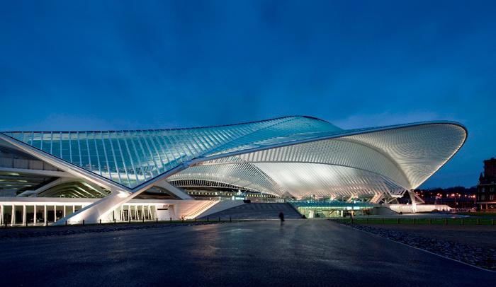 Estación de Lieja © James Ewing