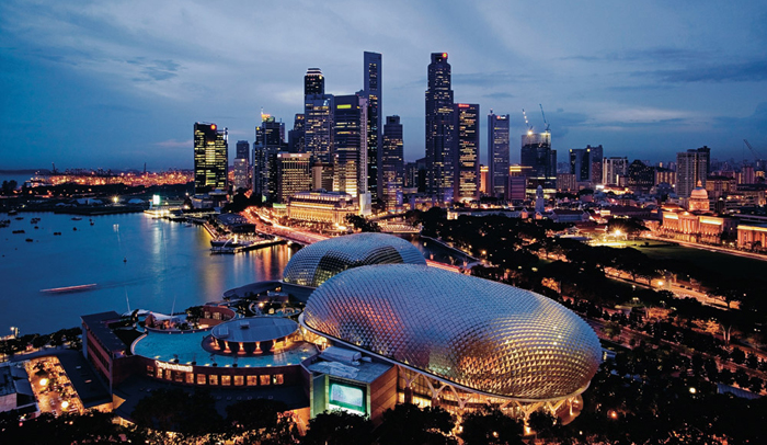 Singapur es uno de los destinos de Qatar Airways más solicitados