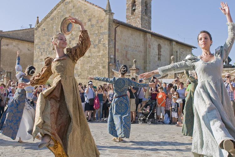 Fiesta Medieval de Monteriggioni