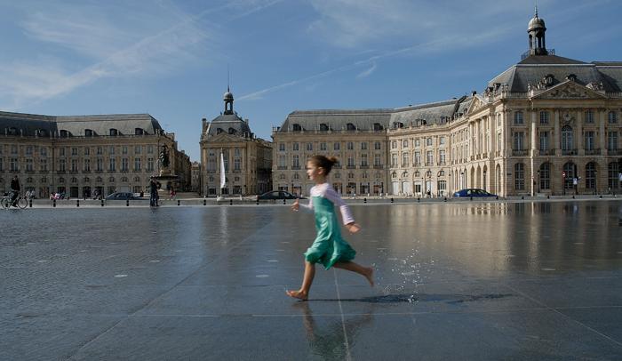 Plaza de la Bolsa ©Alain Beguerie