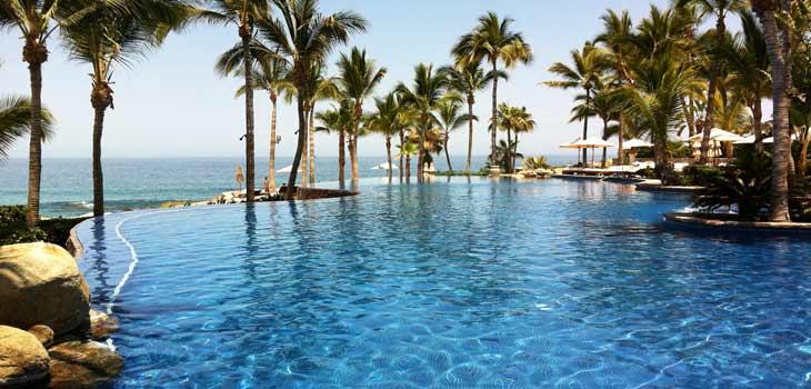 Hotel Palmilla, uno de los más lujosos de Los Cabos